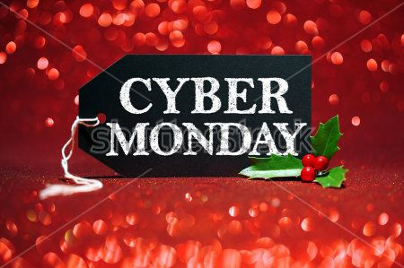 Remember me on Cyber Monday