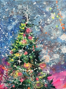 pretty nice 35d06 782cf Legend of Christmas tree grew and grew – Leoma Lovegrove