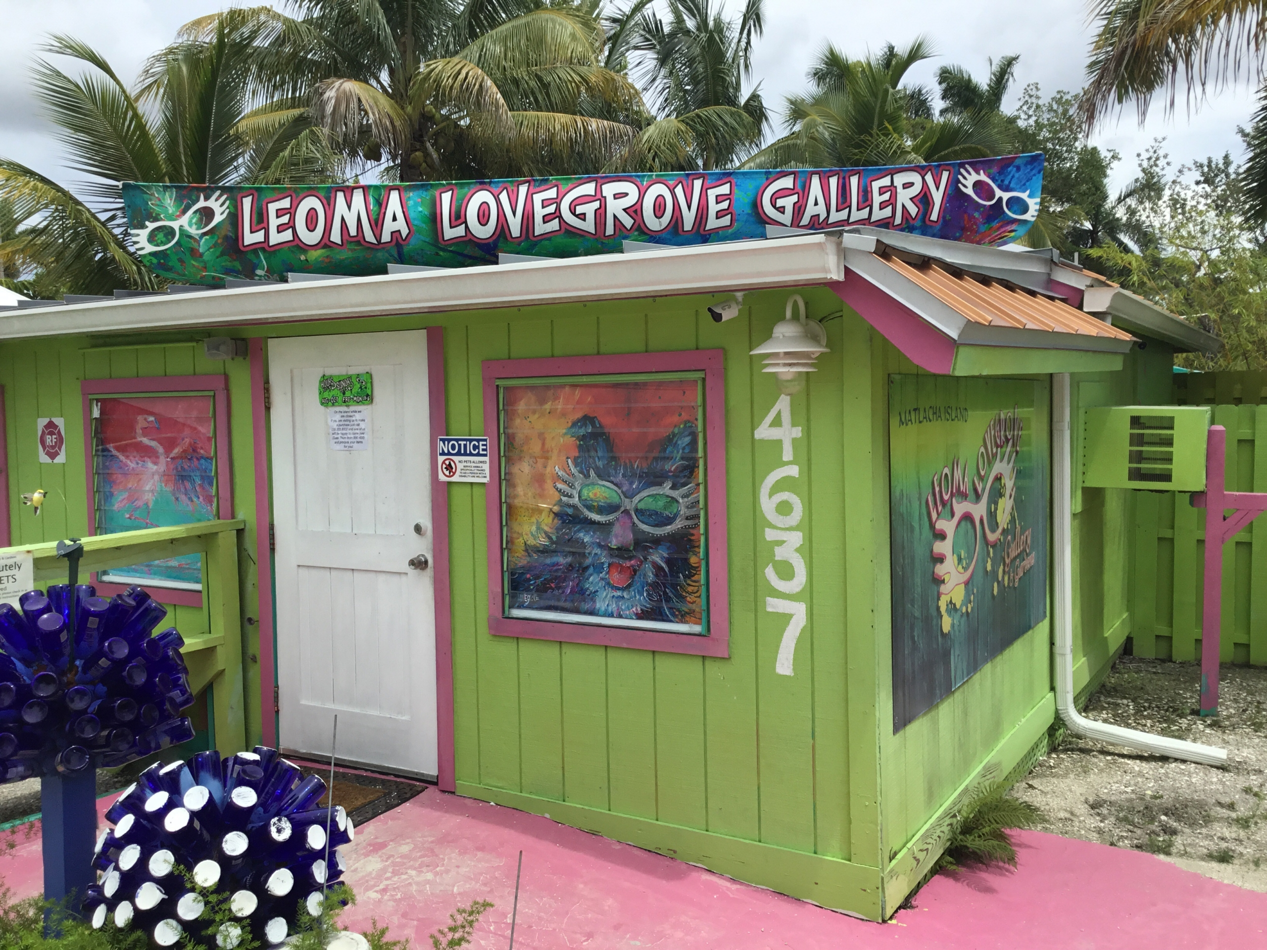 UPDATE: Lovegrove Gallery & Gardens Summer Hours
